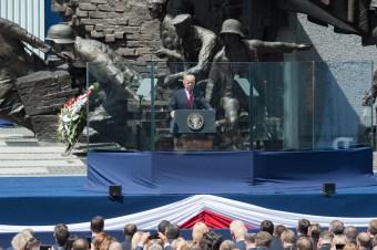 Trump's Warsaw Speech Evoked Reagan's Cold War Rhetoric