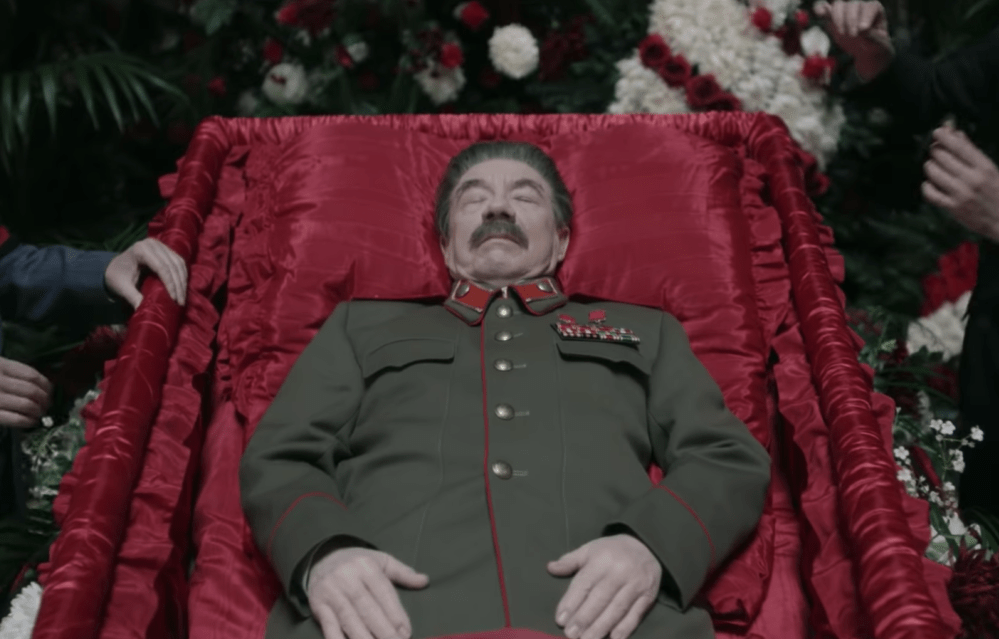 The Death Of Stalin Is Billed As Satire But The Subject Just Isn