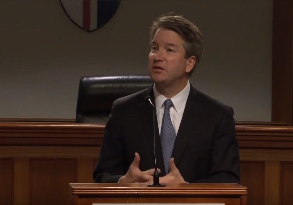 Potential Supreme Court Nominee Brett Kavanaugh Has A Troubling Record On Religious Liberty