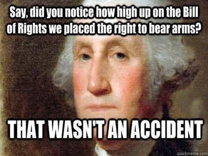 Image result for Anti-2nd amendment memes
