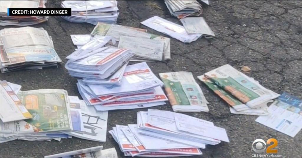 Kentucky postal worker fired after dumping 112 absentee ballots