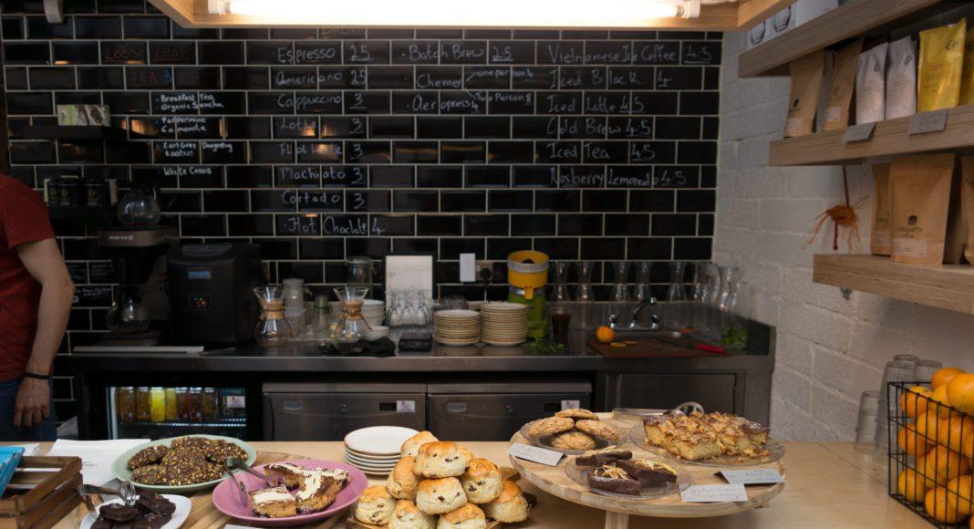 Urbanity Cafe, Smithfield
