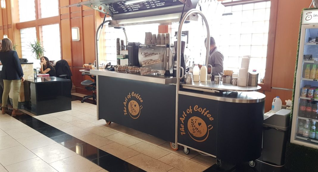 Art Of Coffee Watermarque