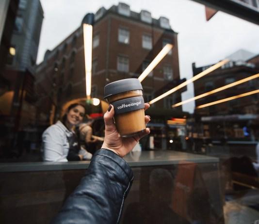 Coffee Angel Cups