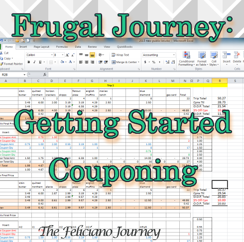 frugal journey couponing