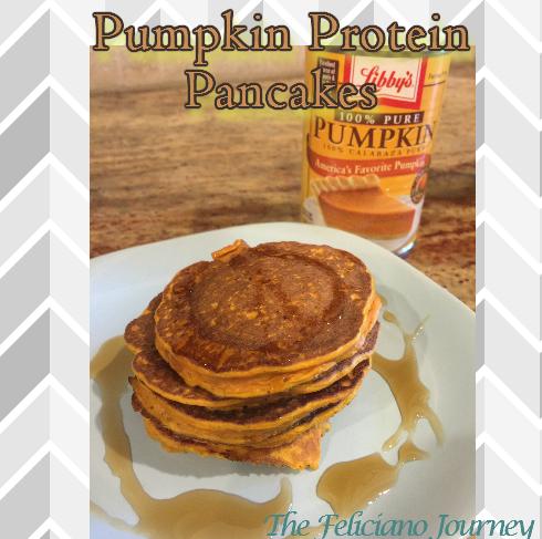 The Feliciano Journey pumpkin-pancakes