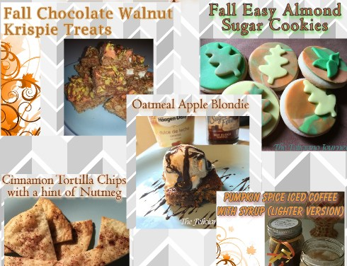 Fall Recipe Ideas