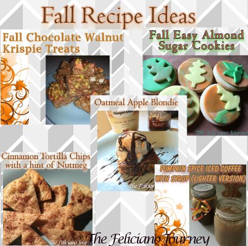 The Feliciano Journey fall-recipe-ideas