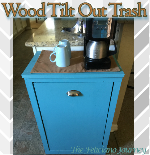 The Feliciano Journey wood-tilt-out-trash
