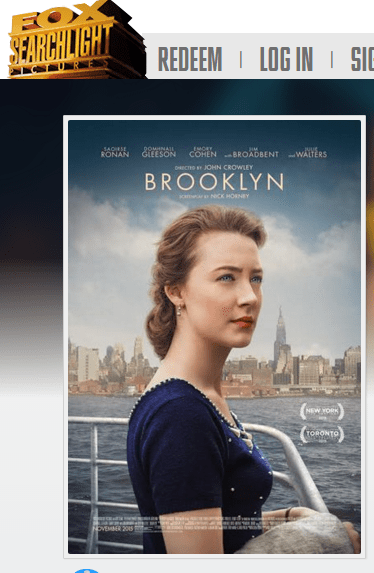 Movie Brooklyn Tampa & Columbus passes (hurry before they are gone)