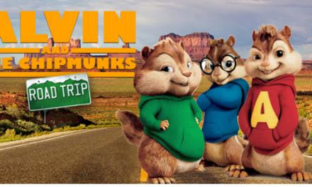 Alvin & the Chipmunks Road Trip Free Passes (Dallas, TX)