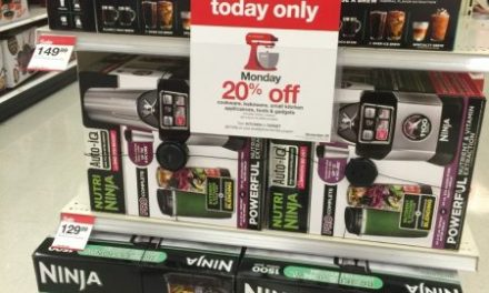 Target ninja coffee bar as low as $120 today only