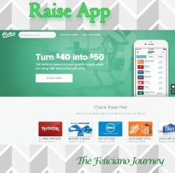 The Feliciano Journey publix-111815  The Feliciano Journey raise-amc  The Feliciano Journey raise-app