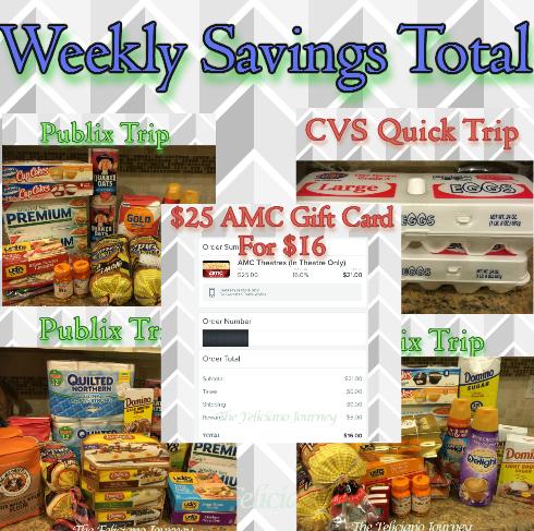 Weekly Savings (thur 11/12 – wed 11/18) OOP $62.90