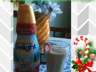 The Feliciano Journey peppermint-iced-coffee