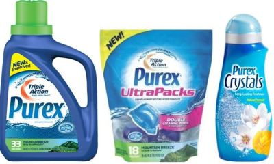 Publix Purple Flyer – 2 Purex Liquid & 2 Crystals all $14.98