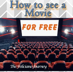 How to see a Movie for Free