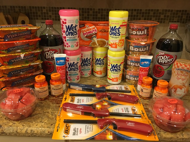 Publix Shopping Trip 5/19/16 – $55.01 ($50 Gas Card Included)
