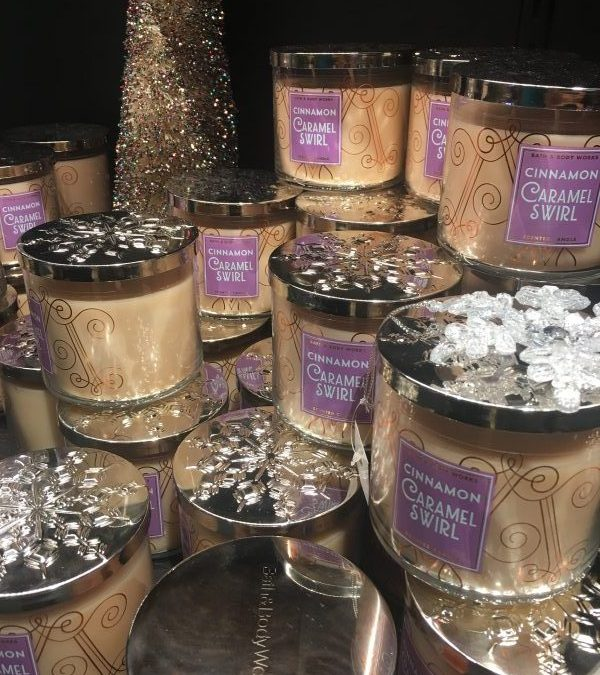 Bath & Body Works 3-wick candles (as low as $9.17 each) Today Only
