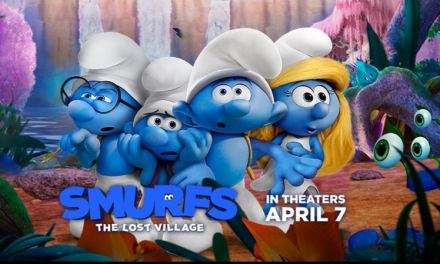 """25 Cities: See """"SMURFS"""" for FREE on 4/1"""