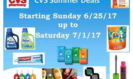CVS Best Deals (starting 6/25/17 – ending 7/1/17)