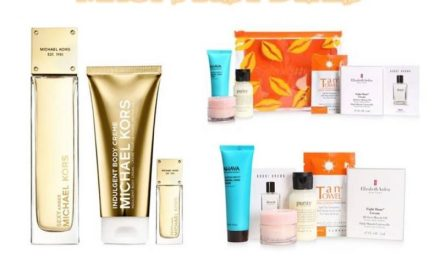 Macy's Deal (Summer Beauty Set & Michael Kors Gift Set)