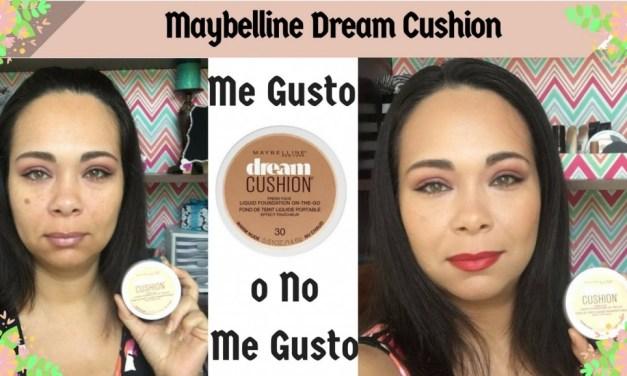 Reseña Base Maybelline Dream Cushion | Jazz Journey ?