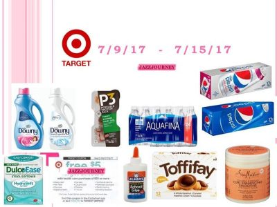 Target Best Deals (starting 7/9/17 – ending 7/15/17)