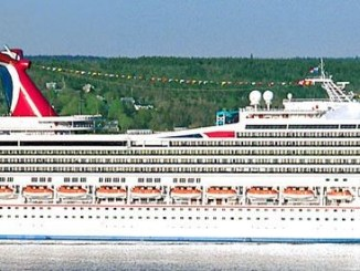 The Feliciano Journey carnival-victory-ship