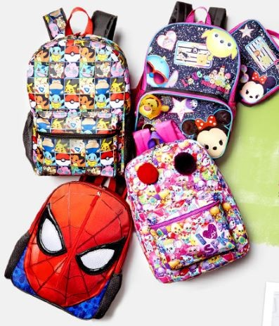 Macy's Back to school 25-60% deal (backpacks to clothes)