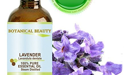 LAVENDER Essential Oil French. 100% Pure Therapeutic Grade, Premium Quality, Undiluted, Steam Distilled. 0.17 Fl.oz.- 5 ml. by Botanical Beauty.
