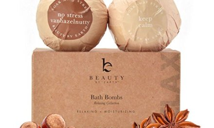 Bath Bomb Relaxing Collection; Organic & Natural Ingredients; Fragrant…