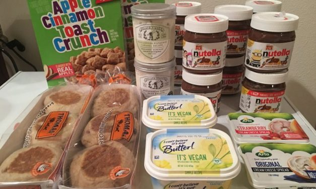 Publix Trip: 8/17/17 from $78.20 paid $14.10