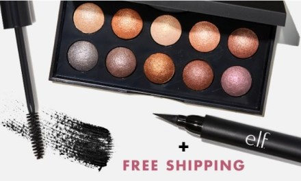 e.l.f.: FREE items after $15, $25, $35 purchase (ends tomorrow)