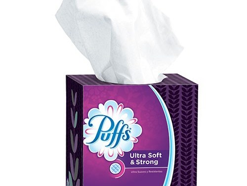 Walgreens: Puffs Tissues (48 or 96 ct) FREE & Money Maker (ends 8/5)