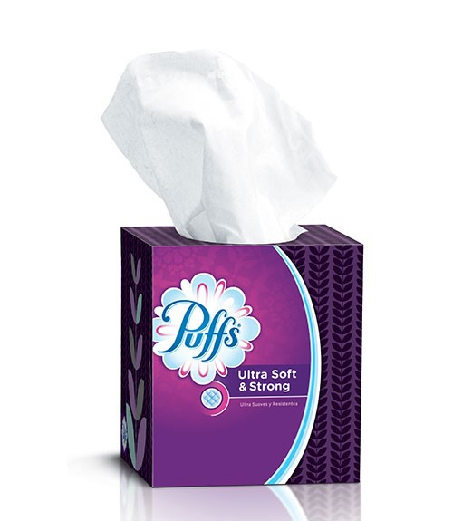 CVS: Puffs Tissues (48 or 96 ct) FREE & Money Maker (ends 8/5)