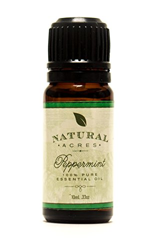 Peppermint Essential Oil – 100% Pure The…