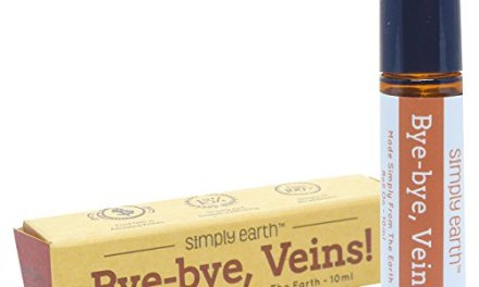 Bye-Bye Veins Essential Oil Blend Roll-O…