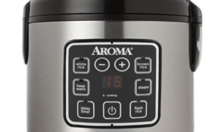Aroma Housewares ARC-914SBD 8-Cup (Cooke…