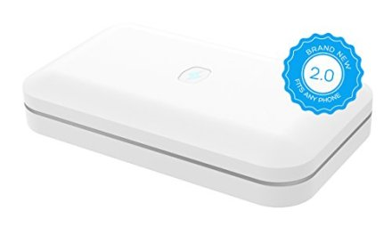 PhoneSoap 2.0 UV Sanitizer and Universal…