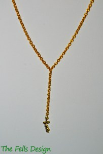 Love Charm Y-Necklace