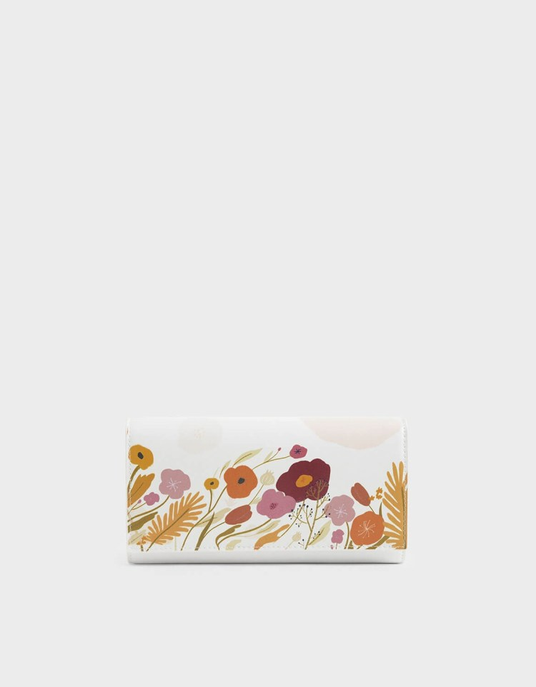Charles & Keith and Oamul Lu Long Wallet