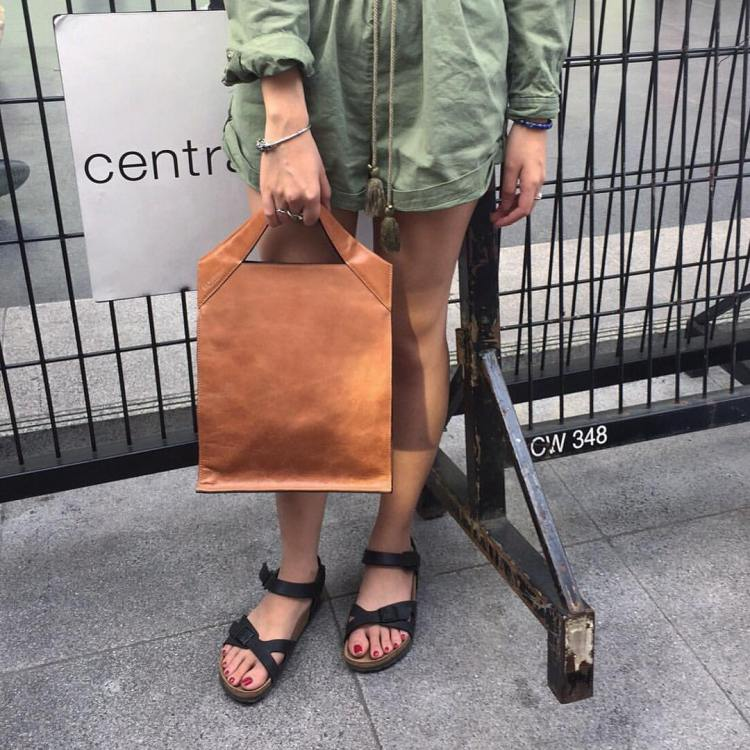 RAW uncommon Paperbags Bag