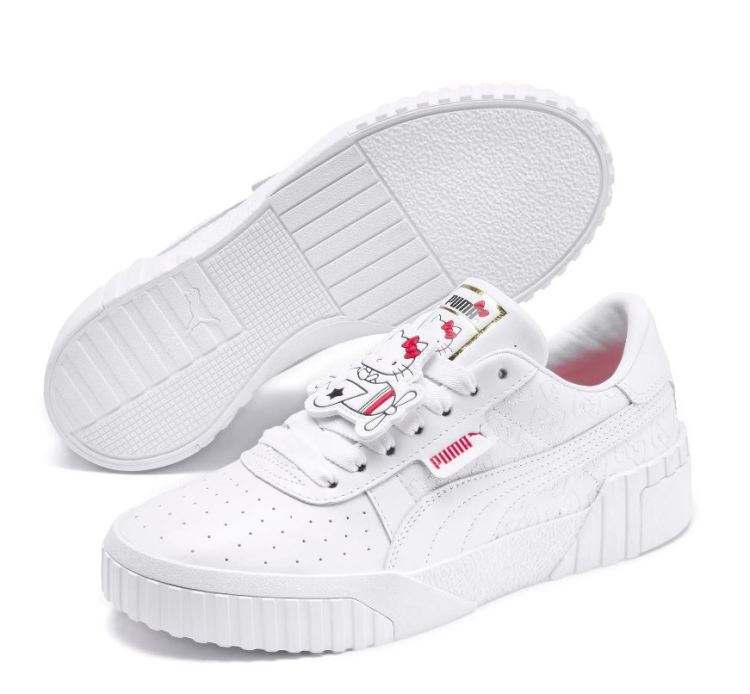 Puma sneaker and hello kitty collection inteihw