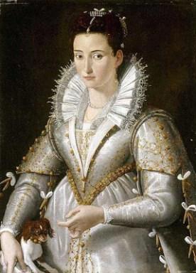 Santi di Tito (?), Portrait of a Lady.