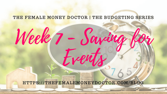 Final Week! How to Save for the Big Things that Make Life Fun