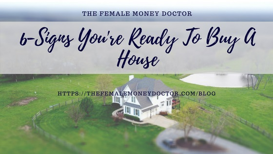 Title picture for 6 signs you're ready to buy a house
