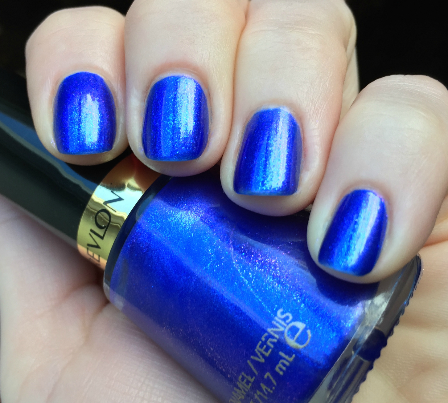 Revlon Transforming Effects Top Coats + Sultry Nail Polish - The ...