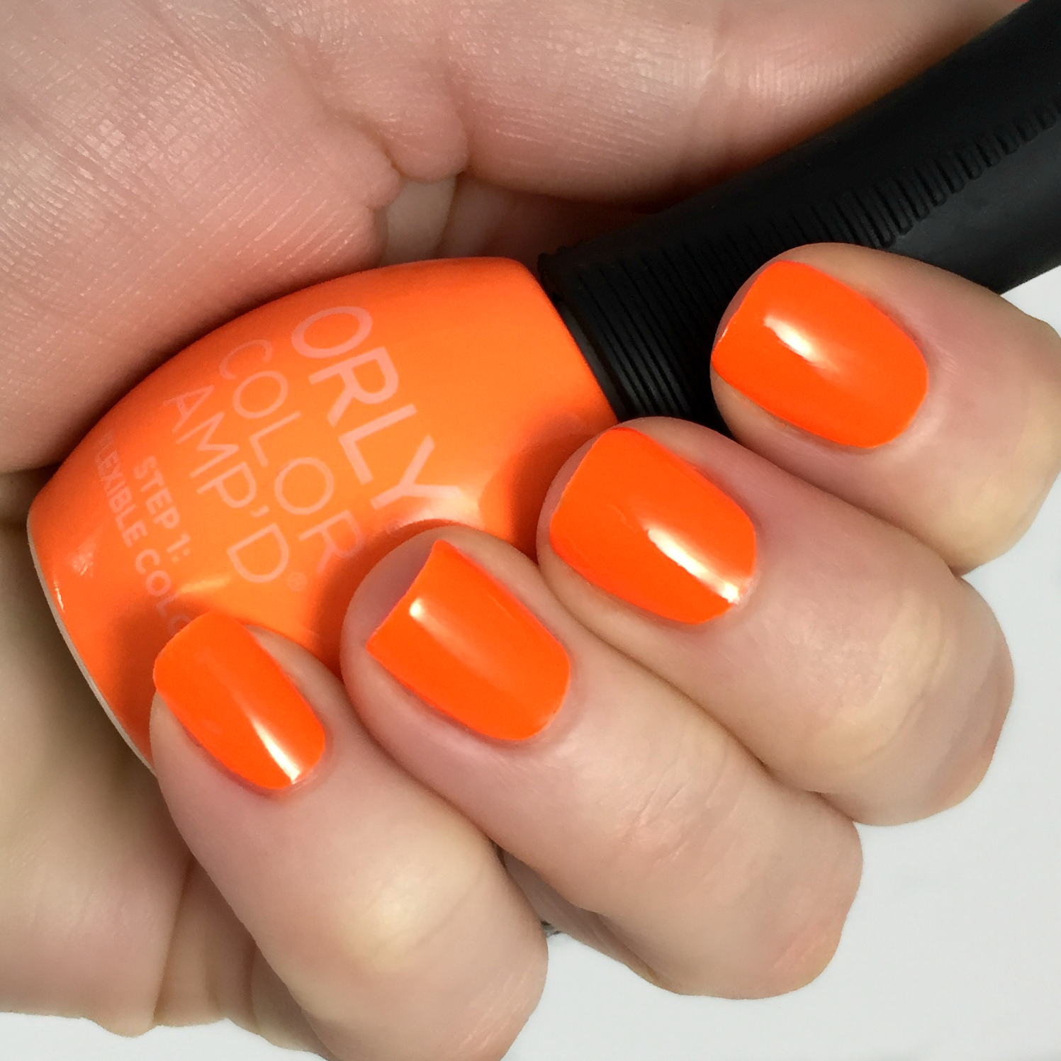 Shades Of Summer Orly Color Amp D Nail Polish The Feminine Files