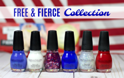 Sinful Colors Free & Fierce Collection